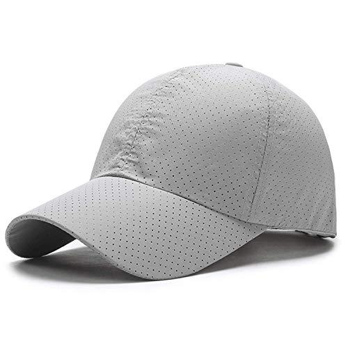 HASAGEI Baseball Cap Herren Quick Dry Sports Cap Baseballkappe für Draußen, Sport und Reisen