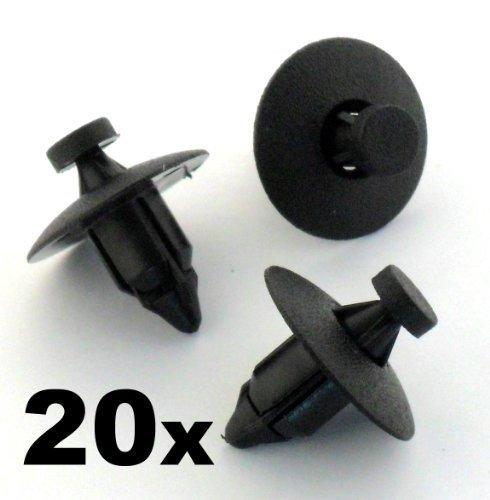 volvo-20-x-clips-agrafe-plastique-bouclier-panneaux-de-portes-garnissages-960-c30-c70-3541113-livrai