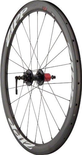Zipp 303Firecrest Carbon Drahtreifen 24Speichen hinten Bremse, Rad und Kassette Body-Weiß Aufkleber, 303 Firecrest, White Decal -