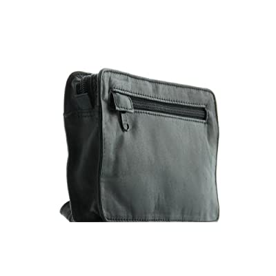 Prato Wrist Pocket N4 Black - mens-carry-all-organiser-bags