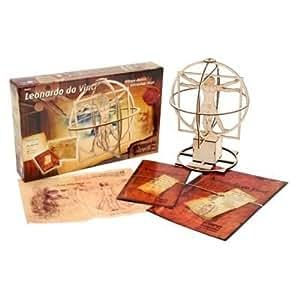 Leonardo Da Vinci - L'Homme de Vitruve