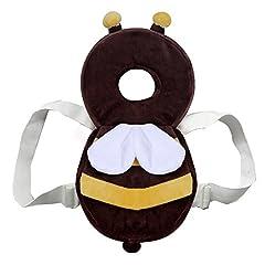 Idea Regalo - Cuscino di sicurezza regolabile, contro infortuni a testa, collo e spalle, per bambini di 4-24 mesi.