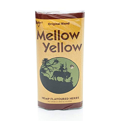 Mellow's Original Blend Yellow