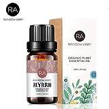 Huile essentielle de myrrhe 10 ml - 100% de qualité thérapeutique pure pour...