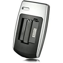Ultra sottile USB, Caricabatteria Caricatore auto per Canon NB-11L Batteria, montaggio della batteria Canon Ixus 125 HS | 132 | 135 | 140 | 145 | 150 | 155 | 240 HS - Canon PowerShot A1400 | A2300
