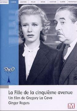 La Fille de la cinquième avenue [Edizione: Francia]