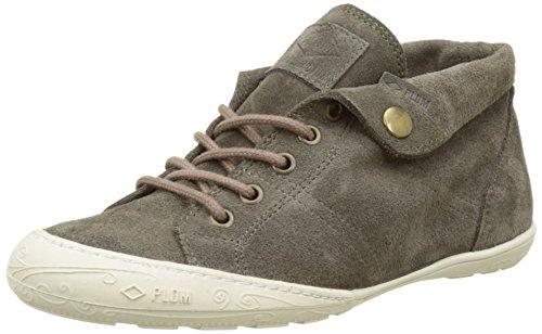 PLDM by Palladium Damen Gaetane Sud Hohe Sneaker, Braun Marron (Caribou)