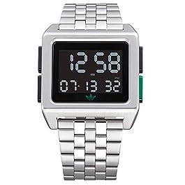 Adidas orologi da uomo accessori/orologio Archive M1color argento, misura standard