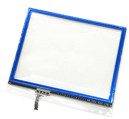 JYR Replacement Touch Screen Touchpad mit Dichtung f¨¹r 3DS