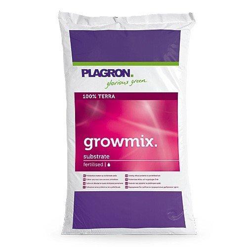 Plagron Grow-Mix, enthält Perlite, 25 L