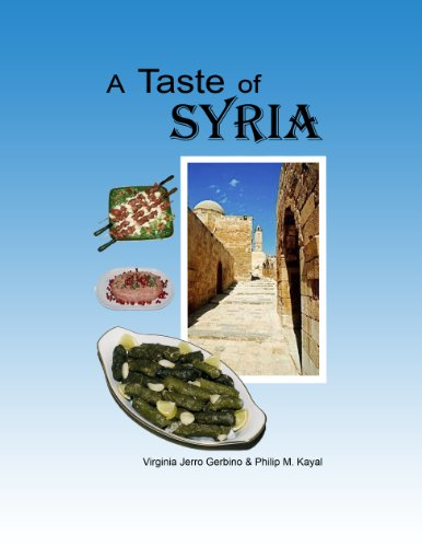A Taste of Syria (English Edition) Grape Leaf Dish