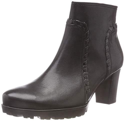 Gabor Shoes Damen Comfort Sport Stiefeletten, Schwarz (Micro) 27, 43 EU