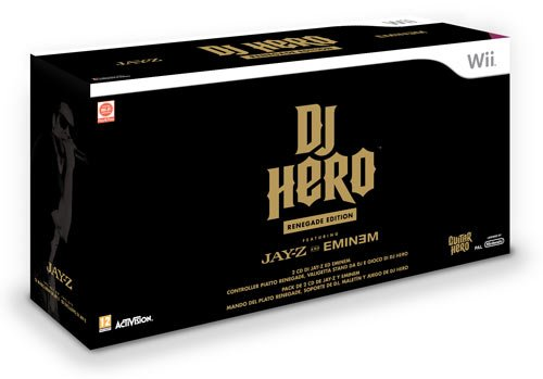 DJ Hero - Renegade Edition [Importación italiana]