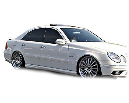 Car-Tuning24 51556656 wie AMG E Klasse W211 SPOILER *FERTIG LACKIERT* 775 Iridiumsilber Metallic