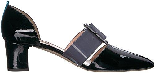 SJP by Sarah Jessica Parker Anahita, Scarpe con Tacco Donna Nero (Black Patent)