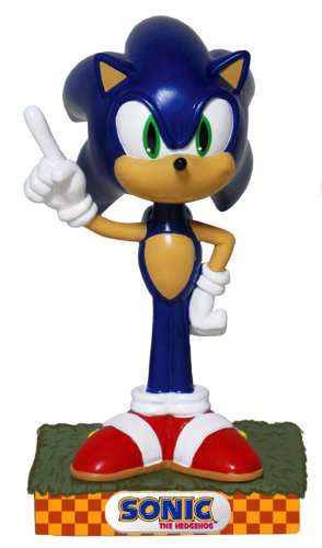 Funko Sonic The Hedgehog Sonic Wacky Wobbler