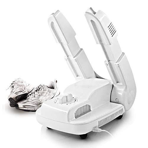 XHH-Schuhtrockner Elektrisch Ozon Stiefeltrockner Antibakteriell Intelligente Timing Folding Entfeuchtung Deodorant Schuhwärmer Schuhheizung Trocknen Skischuhe Stiefel Handschuhe