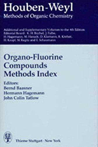 Methods of Organic Chemistry, Ln; Methoden der organischen Chemie, Ln, E.10b/1, Organic Chloro-Compounds, Chromium-Compounds, Iodine-Compounds (Methods in Organic Chemistry S.) - Organische Jod