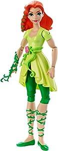 DC Super Hero Girls - Poison Ivy, figuras de acción (Mattel DMM38) , Modelos/colores Surtidos, 1 Unidad