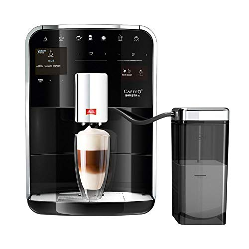 Melitta F85/0-102 Barista TS Smart Coffee Machine, 1450 W, 1.8 liters, Black