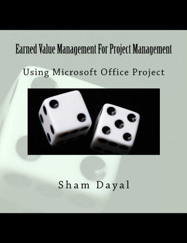 Earned Value Management For Project Management (English Edition) par Sham Dayal