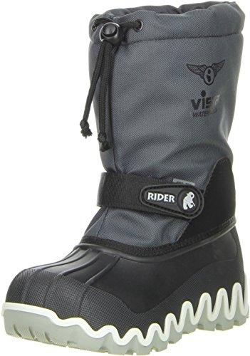 Vista  11-55018 Antrazit, Bottes de ski mixte enfant Gris - Anthracite