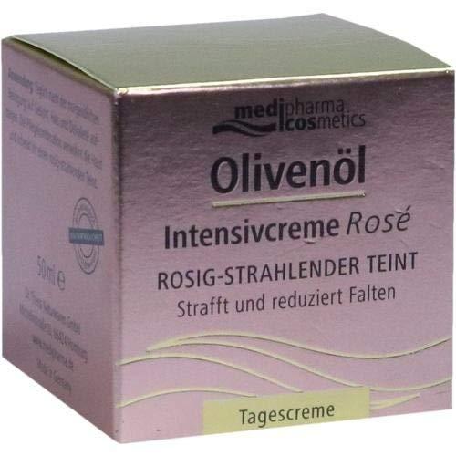 Unbekannt medipharma cosmetics Olivenöl Intensivcreme Rose Tagescreme