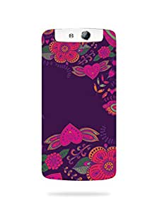 alDivo Premium Quality Printed Mobile Back Cover For Oppo N1 mini / Oppo N1 mini Back Case Cover (GD240)