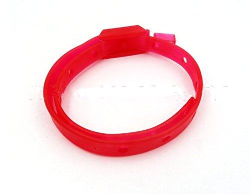 Fully 2x Katzen Hunde Ungezieferhalsband Flohhalsband Schlüssel gegen Flöhe Zecken Milben hält bis zu 3 Monate (farbe zufällig) (S (Halsumfang: 17-26cm), zufällig)