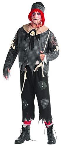 Flickenpuppe Junge Kostüm für Erwachsene Karneval Fasching Verkleidung Standard Standard