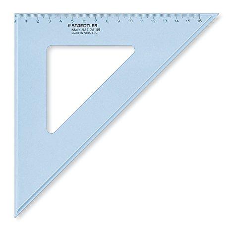 Staedtler 567 26-45 Zeichendreieck (26cm, 45/45)