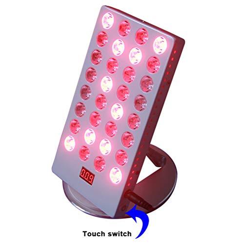 Mini Schönheit Lampe weit rotes Licht Gesicht Reparatur Pflege Schönheit intelligente Steuerung Physiotherapie Lampe - Kollagen-aktivator