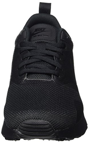 Nike Air Max Tavas (Gs), Chaussures de Running Entrainement Garçon Noir (Black/black)