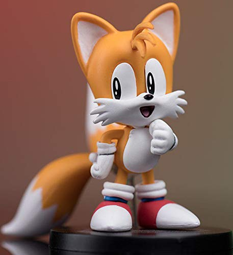 Unbekannt Sonic The Hedgehog Boom8 Series Volume 3 Statue: Miles 'Tails' Prower (Hedgehog Tails Sonic)
