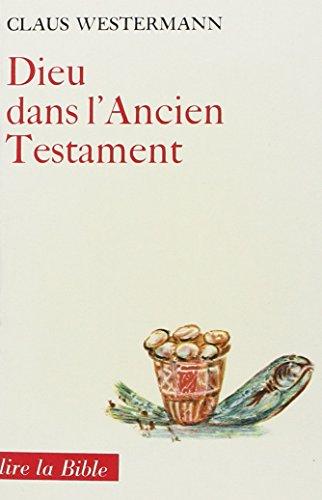 Dieu dans l'Ancien Testament ?