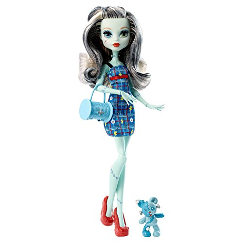 Monster High - Ghoul's Beast Pet - Frankie ()