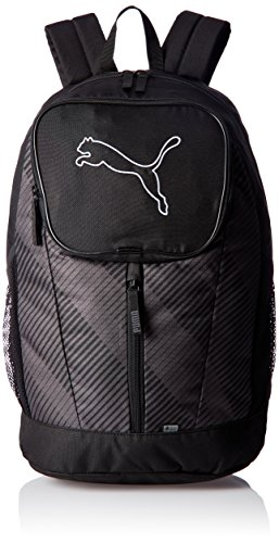 PUMA Rucksack Echo Backpack, Puma Black, 30cm x 46cm x 18cm (26L), 074105 01