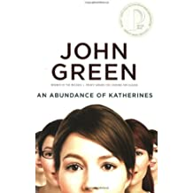 (An Abundance of Katherines) By Green, John (Author) Paperback on 16-Oct-2008