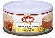 Al Alali White Meat Tuna In Sunflower Oil, 170 g