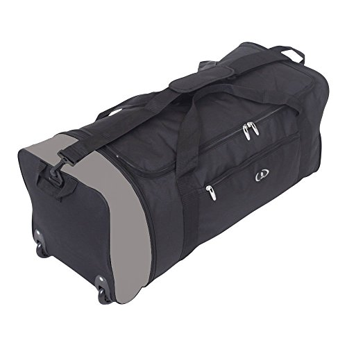 32 Inch Large Folding Wheeled Travel Sports Cargo