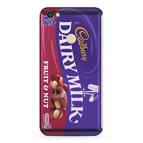 Motivate Box| Cadbury Dairy Milk Design/Chocolate Design Redmi 4/4X Hard case Printed Back Cover