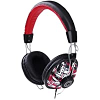 G-Cube Play Casque audio 2 modes (Rouge)