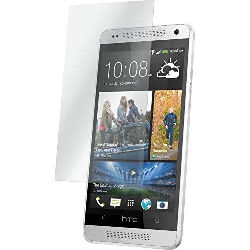 PhoneNatic 2 x Glas-Folie klar kompatibel mit HTC One Mini - Panzerglas für One Mini