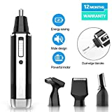 Best Nose Trimmers - Nose Hair Trimmer Nose Hair Trimmer for Men Review