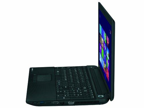 """Toshiba C50-A-1L6 Ordinateur Portable 15.6 """" 500 Go Windows 7 Professional Noir"""