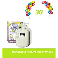 B2C Balloon Helium Gas Disposable Cylinder Canister Birthday Party Fills 30 Balloons
