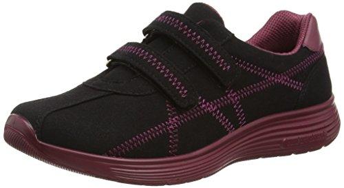 Signore Più Calde Astrid Sneaker Nero (nero)