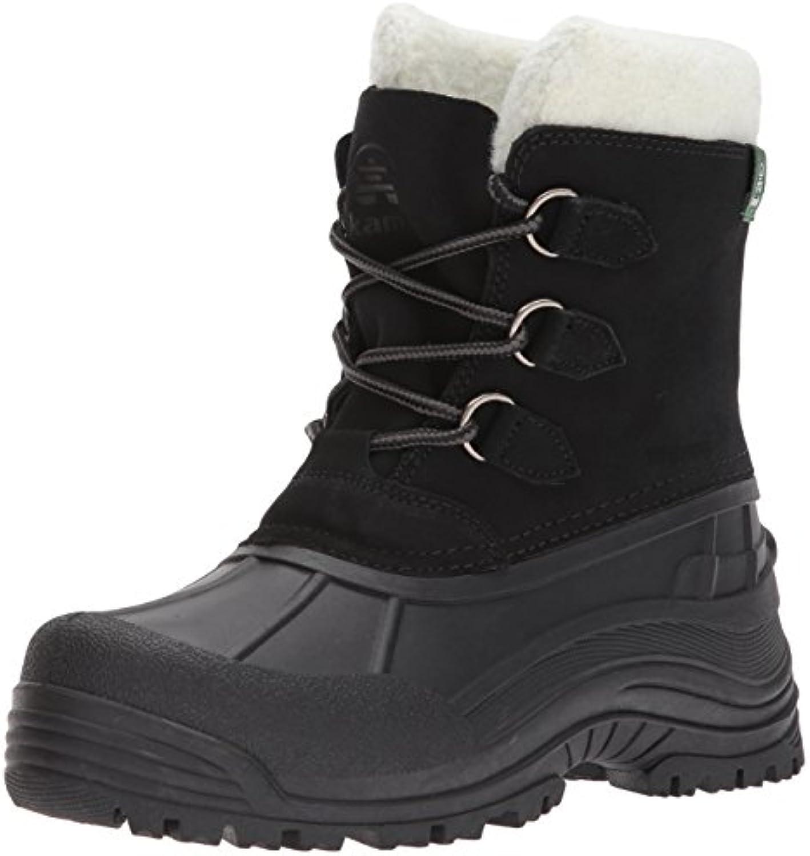 c13ade71b44cae kamik femmes est tracy neige botte botte botte b01mz4zegb parent | D'avoir  à La Fois La Qualité De Ténacité Et De Dureté 435dbf