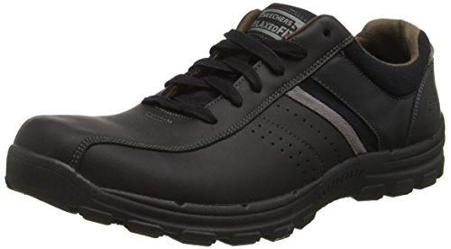 SkechersBraver Alfano - Zapatos de Cordones hombre Skechers