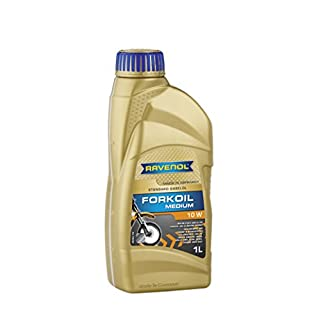 RAVENOL FORKOIL Medium 10W 1 L